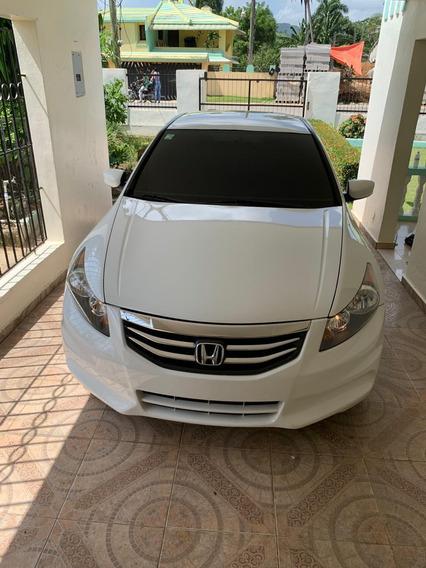 Honda Accord Especial Edition,versión Americana, Año 2012