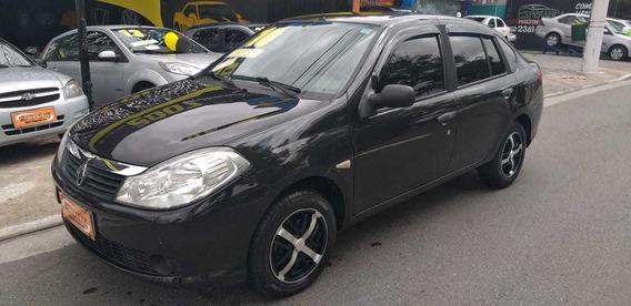 Renault Symbol 1.6 Expression Hi-flex 4p 2010 !!!