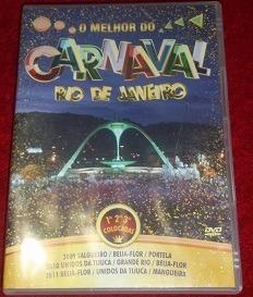 O Melhor Do Carnaval Do Rio De Janeiro - Original