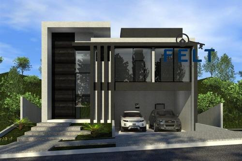 Imagem 1 de 15 de Casa Em Condominio - Cidade Tambore - Ref: 2019 - V-2019