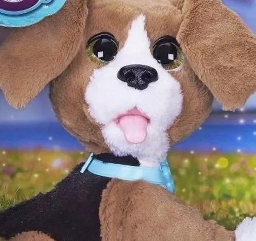 Furreal Friends Berny El Beagle Parlanchin Original Fur Rea
