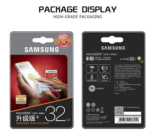 Micro Sd Samsung Evo 32gb