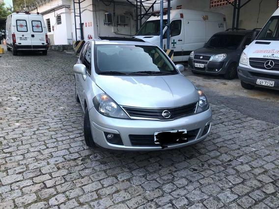 Nissan Tiida 1.8 Sl Flex 5p 2009