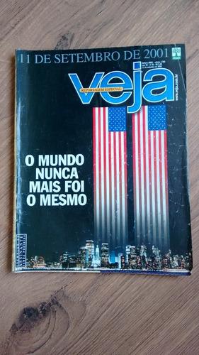 Revista Veja 1768 Especial 11 De Setembro Ano 2001 N441