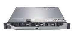 Servidor Dell Poweredge R610 2x Xeon Sixcore Sas 300 32gb Com Garantia E Nota Fiscal Entrega Imediata Até 12x Sem Juros