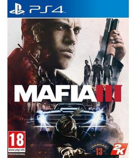 Mafia 3 Playstation 4/digital/primario/con Garantia