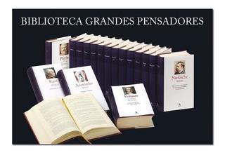Biblioteca Grandes Pensadores - Editorial Gredos Por Unidad