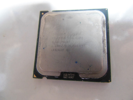 Processador Para Pc 775 Slaqw Intel Celeron E1200 Dual