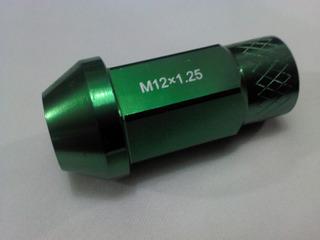 Tuercas Blox De Aluminio 12 X 1.25 Jdm Nissan Sentra Tsuru