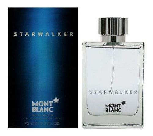 Perfume Mont Blanc Starwalker 75 Ml Para Hombre Original