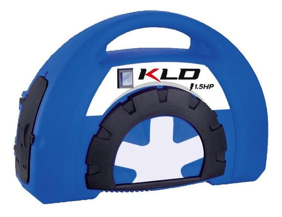 Compresor Aire 1.5hp Inflador Portátil Kit Acc Kld Kldinf01