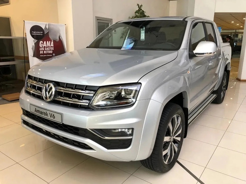 Volkswagen Amarok 3.0 V6 Extreme Patenta 2021 0km Tasa 0% 06
