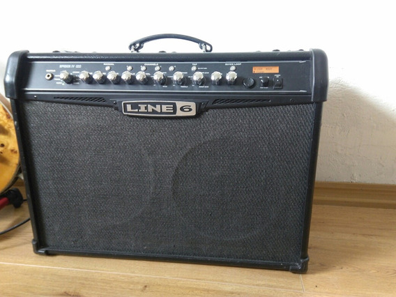 Amplificador De Guitarra Line 6 Celestion, Fender Marshall