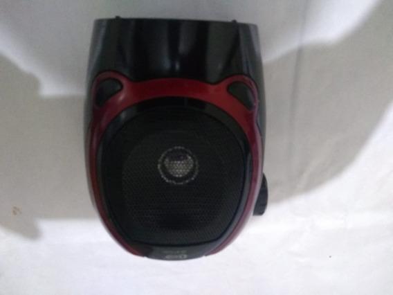 Radio Recarregável Fm Usb Sd Mp3 Karaoke Lant C/detalhe