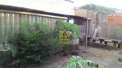 Imagem 1 de 7 de Terreno À Venda, 322 M² Por R$ 460.000,00 - Jardim São João (jaraguá) - São Paulo/sp - Te0309