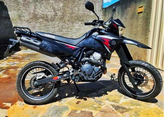 Yamaha Lander Xtz 250 X