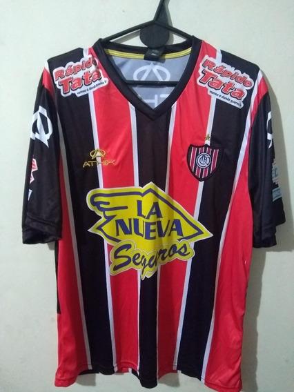 Camiseta Chacarita Juniors Athix Usada Talles S Y Xl