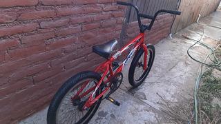 Bmx Bicicleta Venzo - Casi Nueva (1 Mes De Uso)