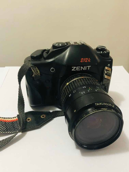 Camera Antiga Zenit 212k