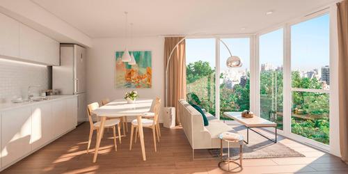 Imagen 1 de 11 de Apartamento Punta Carretas 2 Dormitorio Balcón Opción Garaje