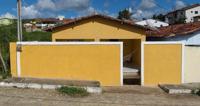Casa Em Porta Florada, Gravatá/pe De 80m² 2 Quartos À Venda Por R$ 150.000,00 - Ca229166