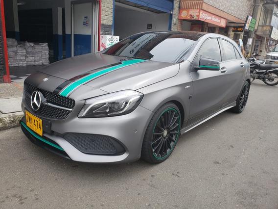 Ven-permuto Mercedes Benz A250 Motor Sport Edicion Petronas