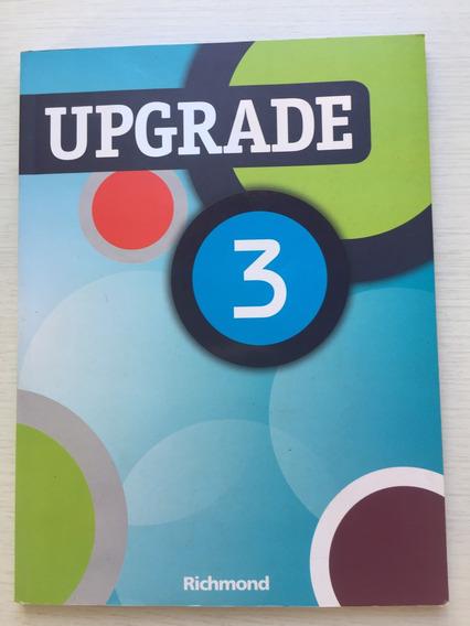 Livro De Inglês Upgrade 3 - Editora Richmond