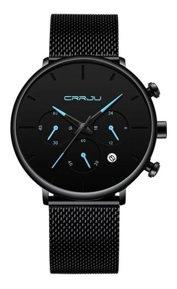 Relógio Crrju 2268 Original Novo Na Caixa! Envio Imediato