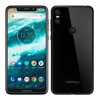 Motorola One 64gb Dual Sim Nuevo Sellado Libre Original