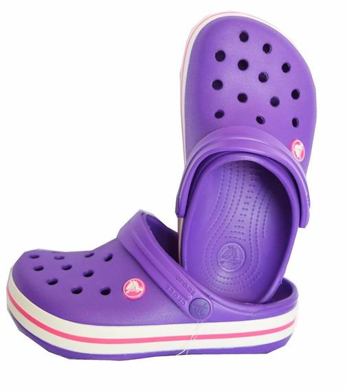 Crocs Crocband Kids Violeta