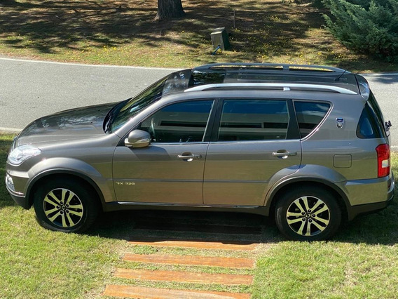 Ssanyong Rexton Rx320 4x4 Automatica Extrafull