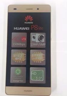 Huawei P8 Lite Dual Sim 4g Octa Core Dorado , Blanco ,