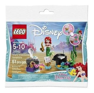 Lego Disney Sinfonía Submarina De Ariel 30552 Ext