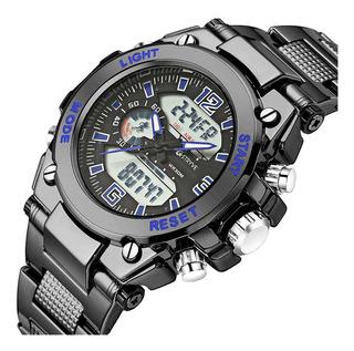 Reloj Stryve S8014_multifunción Deportivo Tamaño Grande