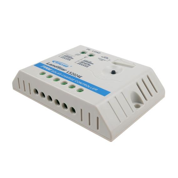Srie Ls-e 5a / 10a / 20a Pwm Controlador De Carga Solar