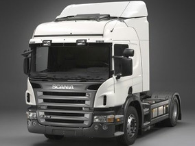 Scania P310 Lb 4x2 Por Solo $307.800 Y Cuotas Fijas En Pesos