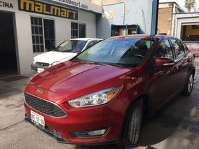 Ford Focus 2.0 Se At 2016, Impecable, Unico Dueño