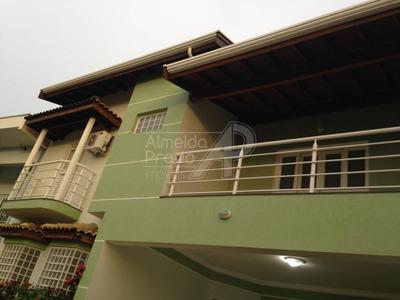 Casa Com 4 Dormitórios À Venda, 351 M² Por R$ 1.500.000 - Jardim Nossa Senhora Auxiliadora - Campinas/sp - Ca0588
