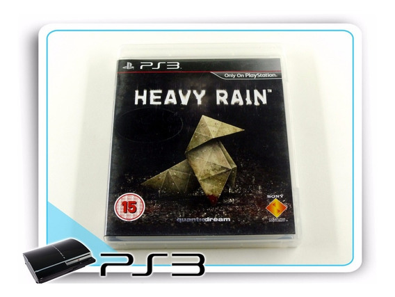 Ps3 Heavy Rain Original Playstation 3