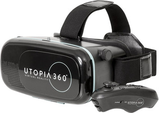 Lentes De Realidad Virtual Utopia 360° Virtual Reality Heads