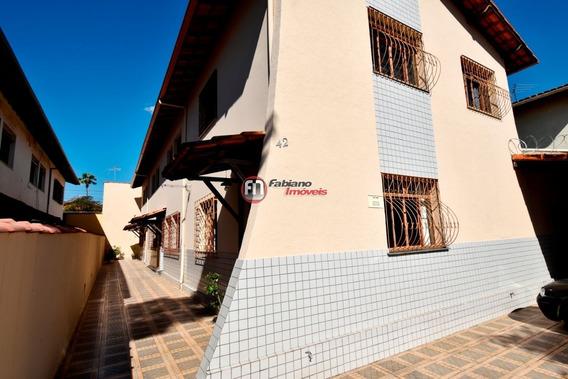 Casa À Venda 03 Quartos, Bairro Santa Branca, Belo Horizonte - Mg. - 4918