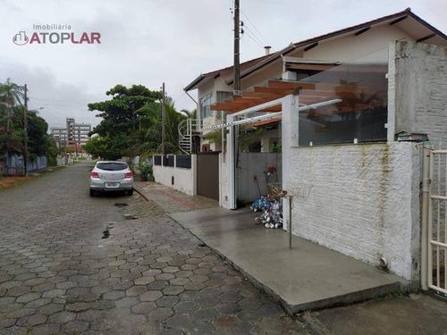 Casa À Venda, 97 M² Por R$ 400.000,00 - Perequê - Porto Belo/sc - Ca0101