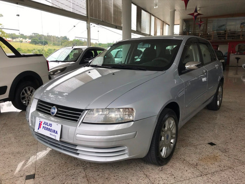 Fiat Stilo 1.8 Connect Gasolina Prata 2003