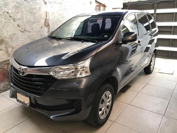 Toyota Avanza 2016 Premium Aut Gris Grafito