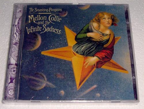The Smashing Pumpkins Mellon Collie Cd Doble Sellado Kktus