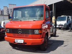 Mercedes-benz Mb 709 91 Chassi