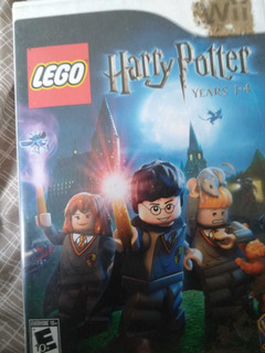 Lego Harry Potter Año 1-4 Para Wii