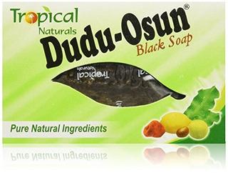 Jabón Negro 12 Bar Value Pack Por Dudu Osun Para El Cuidado