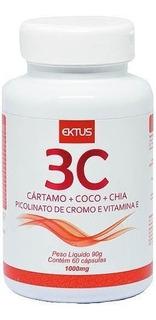 3c Ektus Cartamo+ Coco+ Chia - Sega Barriga