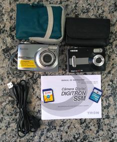 Câmera Digital (leia A Descrição)